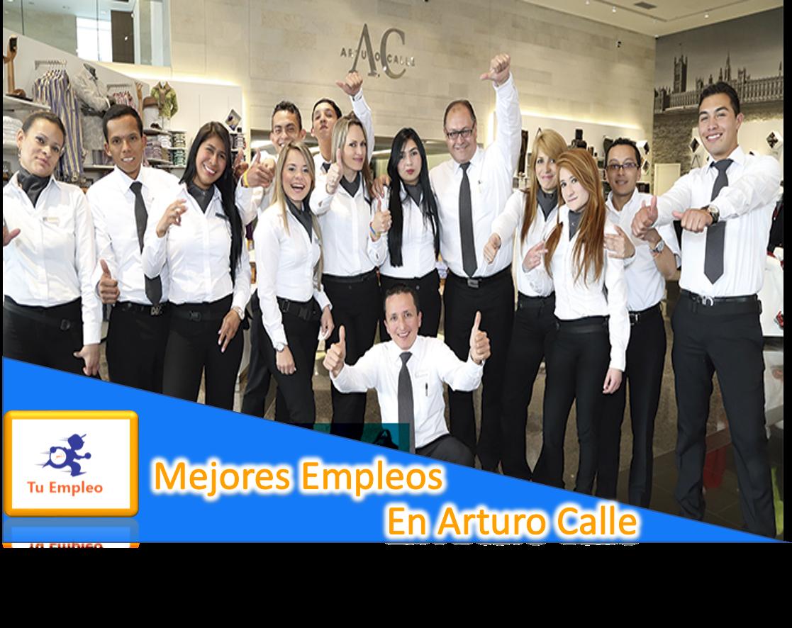 Los Mejores Empleos En Arturo Calle