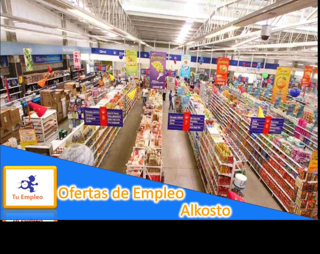 Ofertas De Empleo En Alkosto Colombia