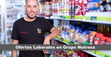 Ofertas Laborales en Grupo Nutresa