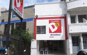 Tiendas D1